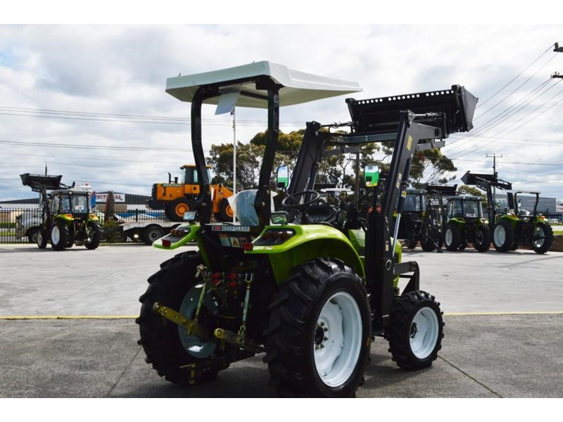 agrison 55hp ultra g3 + rops + 6ft slasher + front end loader (fel) + 4in1 bucket 429473 010