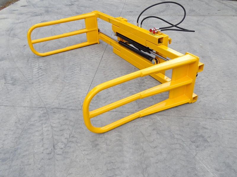 zagroda parallel arm bale grab for  square or round bales 431392 015