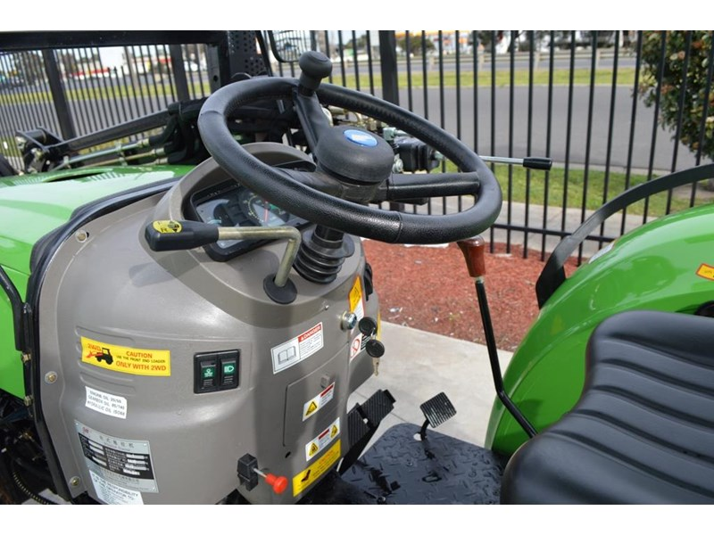 agrison 40hp shuttle shift-4ft slasher- 5 year warranty 432885 025