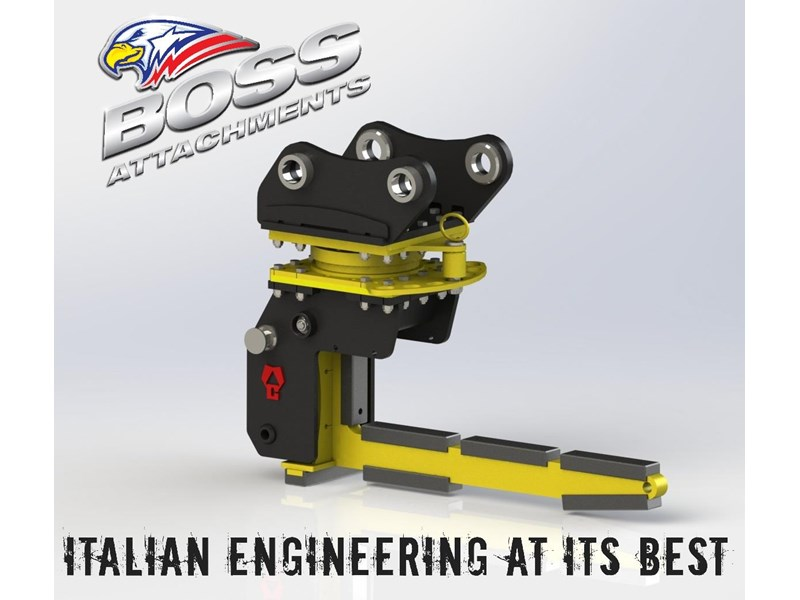 boss attachments speedy pipe  - in stock 446774 020