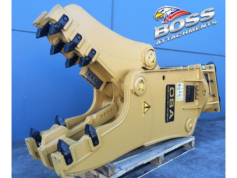 boss attachments osa rs series demolition shears  - in stock 446775 021
