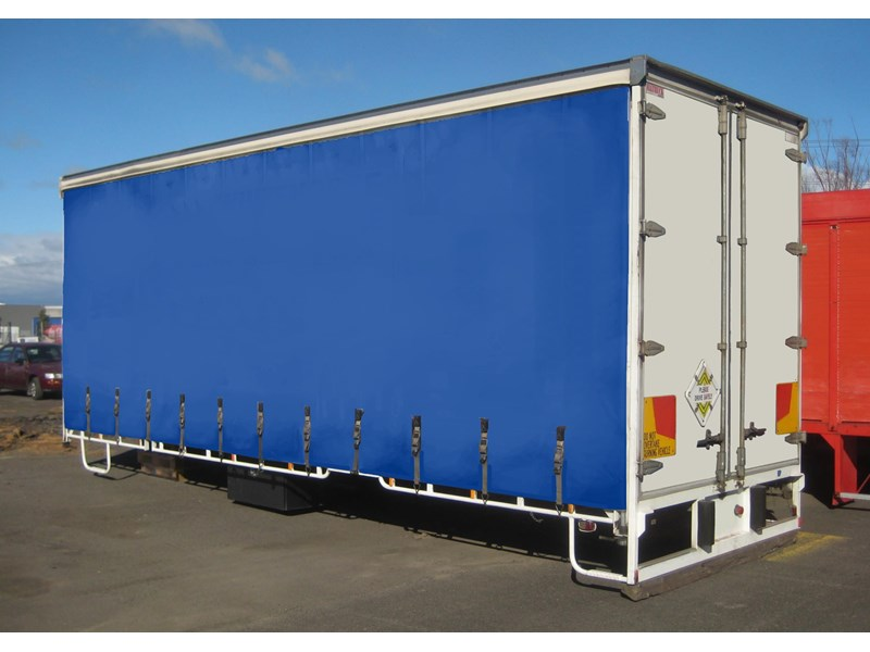 all truck 12 pallet curtainsider body 231829 001