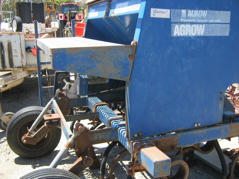 agrowdrill seed drill baker boot 449534 008