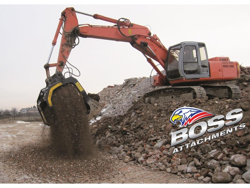 mb screen buckets boss mb s18 screening bucket - in stock 450584 005