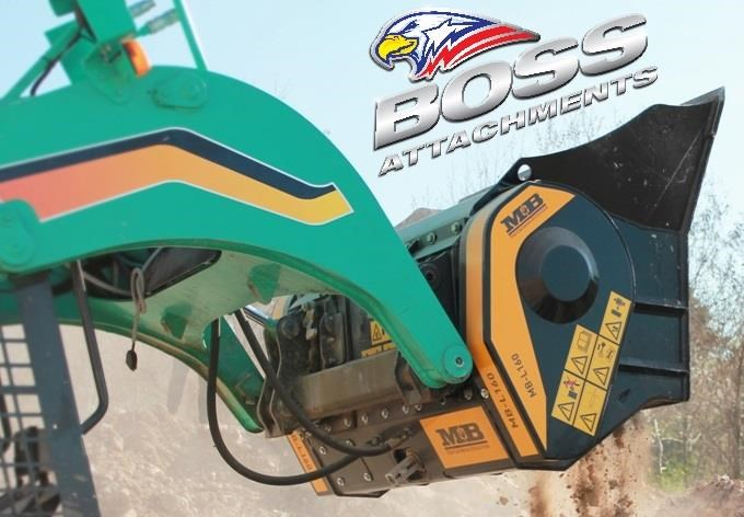 mb boss-mb l 140 crusher bucket in stock 450598 006