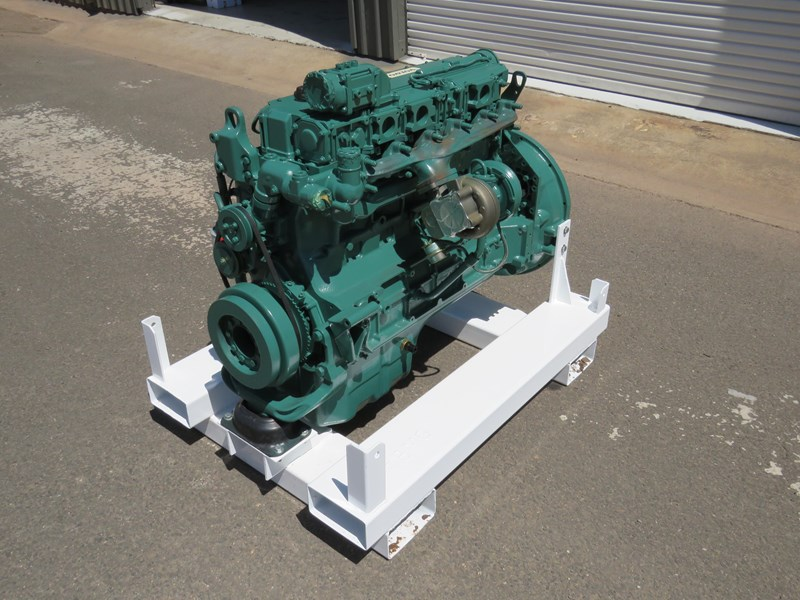 volvo engine d7d lae2 452005 001
