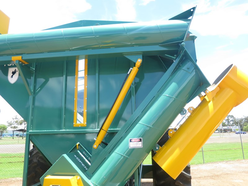 walsh & ford 16t chaser bin 451431 003