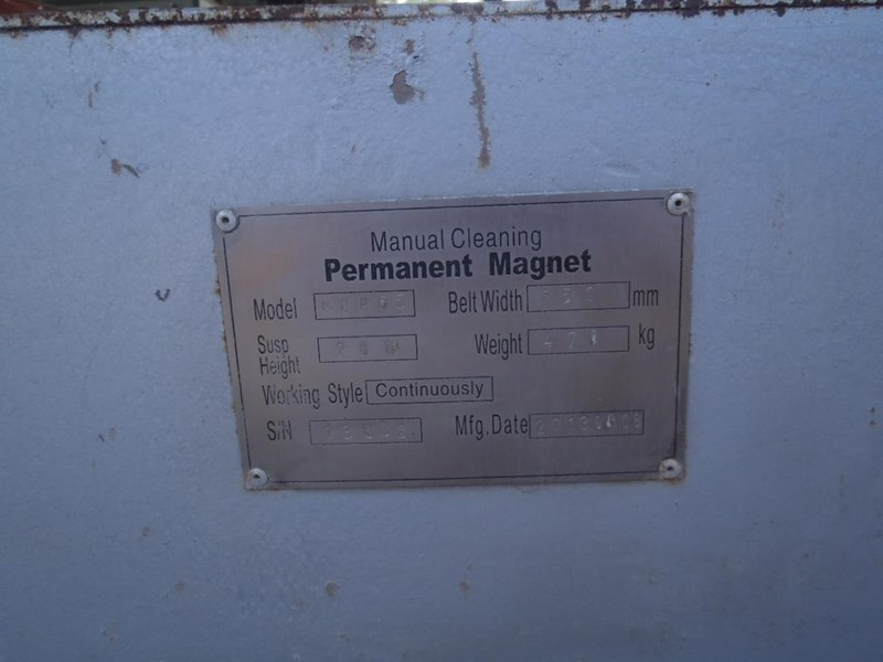 permanent magnet manual cleaning 454252 009