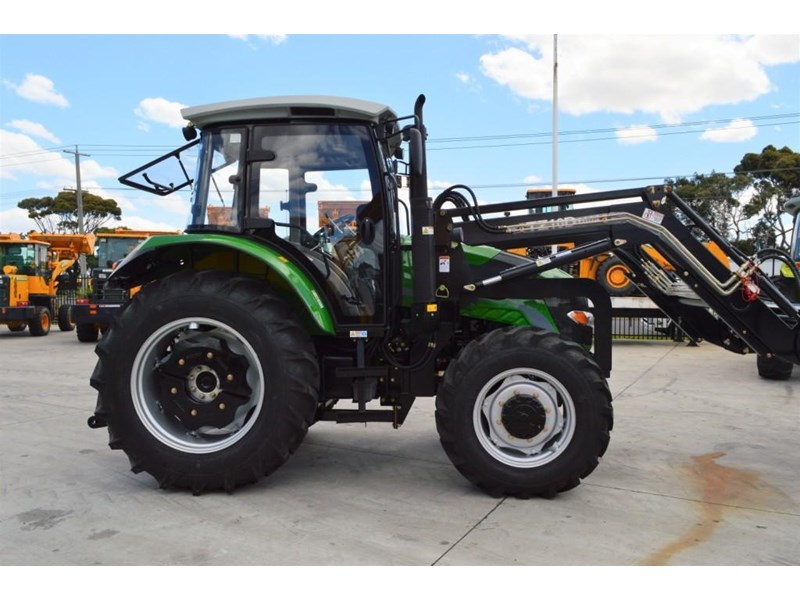 agrison 100hp cdf + 4 in 1 bucket + fel + tinted windows 455237 017