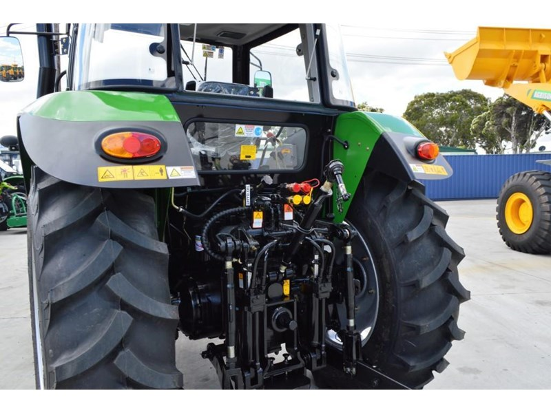 agrison 100hp cdf + 4 in 1 bucket + fel + tinted windows 455237 004
