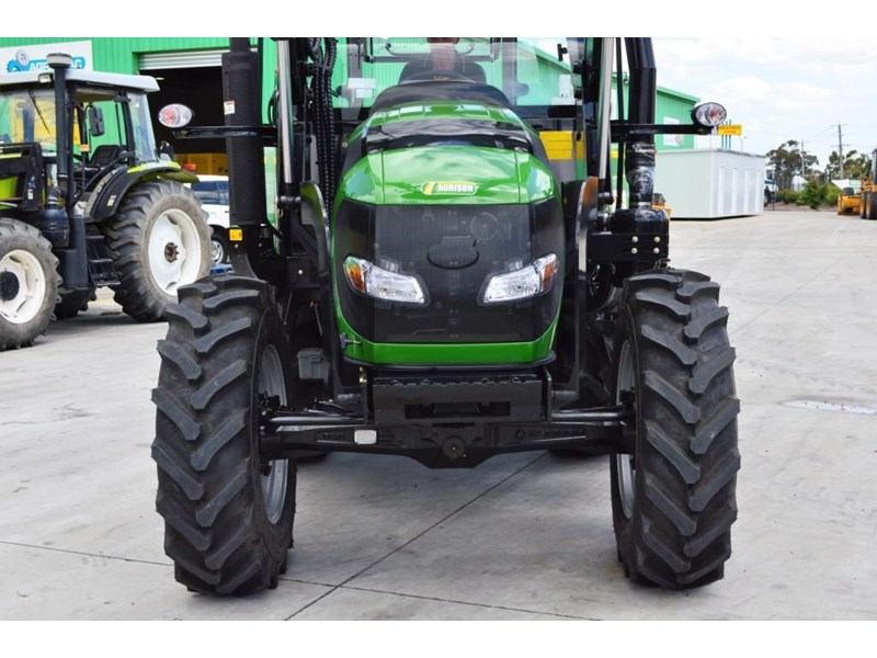 agrison 100hp cdf + 4 in 1 bucket + fel + tinted windows 455237 024