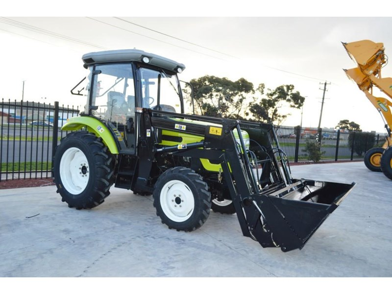 agrison agrison 60hp ultra g3 + turbo + aircon + 6ft slasher + tinted windows 129373 002