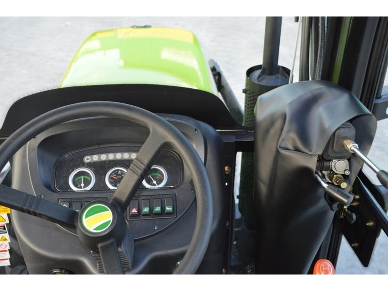 agrison agrison 60hp ultra g3 + turbo + aircon + 6ft slasher + tinted windows 129373 004