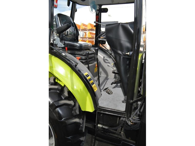 agrison agrison 60hp ultra g3 + turbo + aircon + 6ft slasher + tinted windows 129373 026