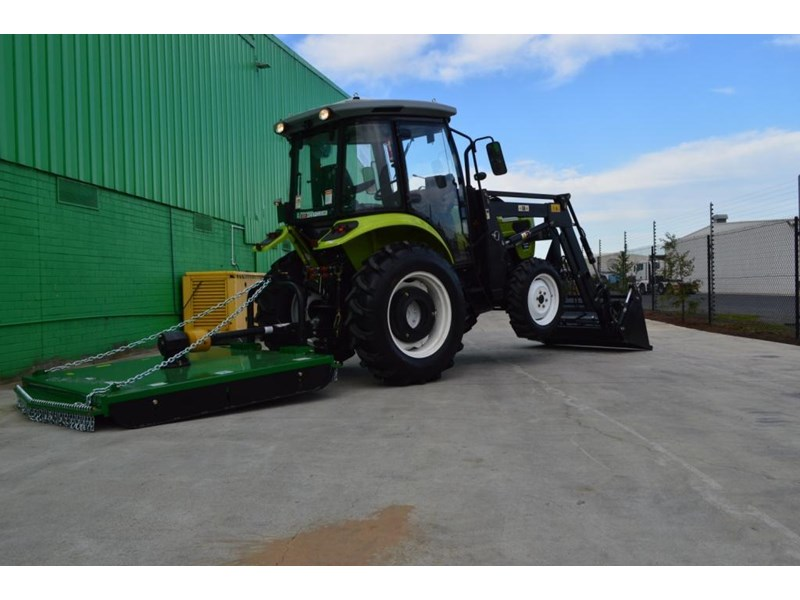agrison agrison 60hp ultra g3 + turbo + aircon + 6ft slasher + tinted windows 129373 028
