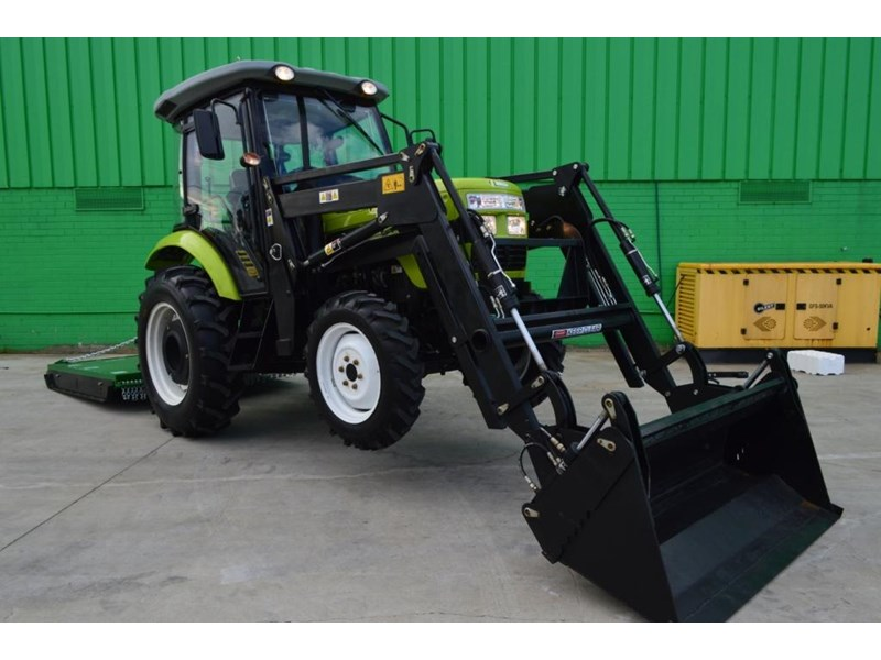 agrison agrison 60hp ultra g3 + turbo + aircon + 6ft slasher + tinted windows 129373 030