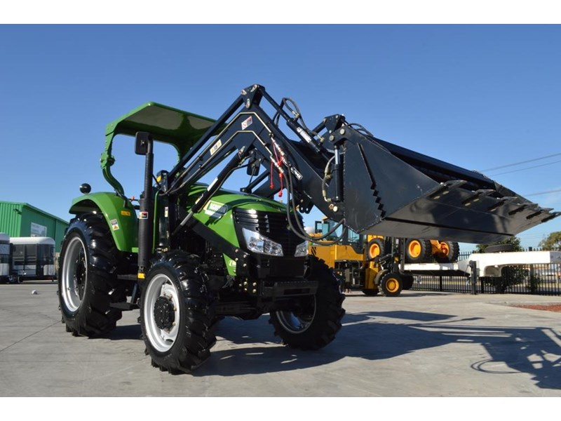 agrison 80hp cdf 4x4 4in1 bucket - 5 year warranty, free 6 ft slasher 455374 001