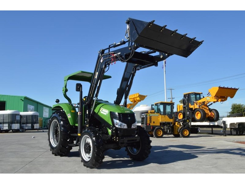 agrison 80hp cdf 4x4 4in1 bucket - 5 year warranty, free 6 ft slasher 455374 010