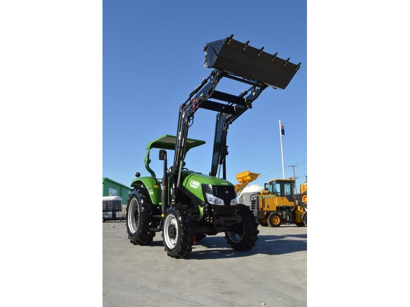 agrison 80hp cdf 4x4 4in1 bucket - 5 year warranty, free 6 ft slasher 455374 012