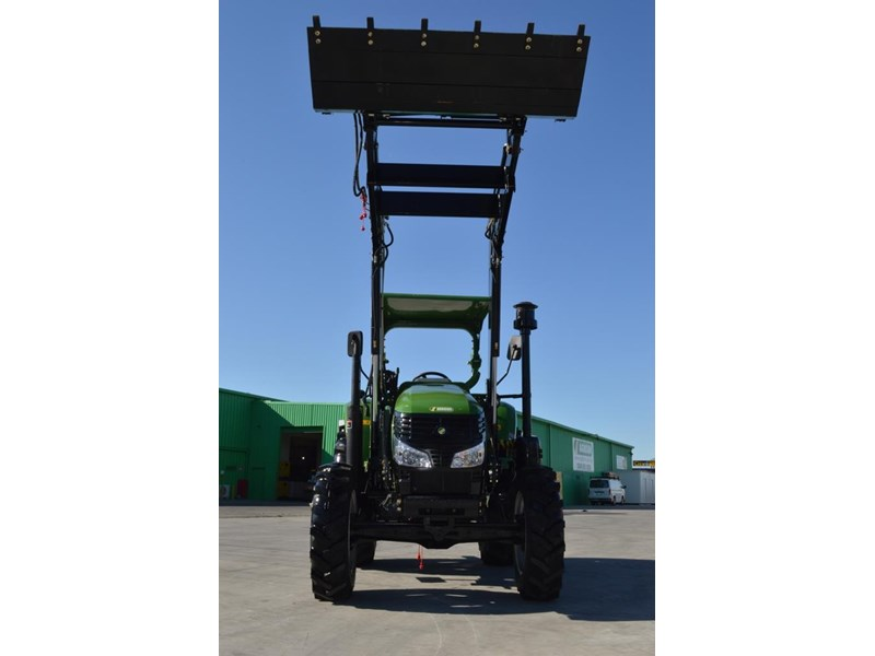 agrison 80hp cdf 4x4 4in1 bucket - 5 year warranty, free 6 ft slasher 455374 014