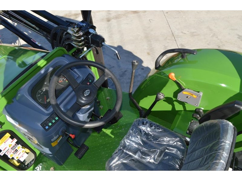 agrison 80hp cdf 4x4 4in1 bucket - 5 year warranty, free 6 ft slasher 455374 028