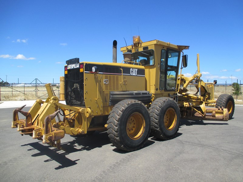 caterpillar 12h series ii (also available for hire) 459135 004