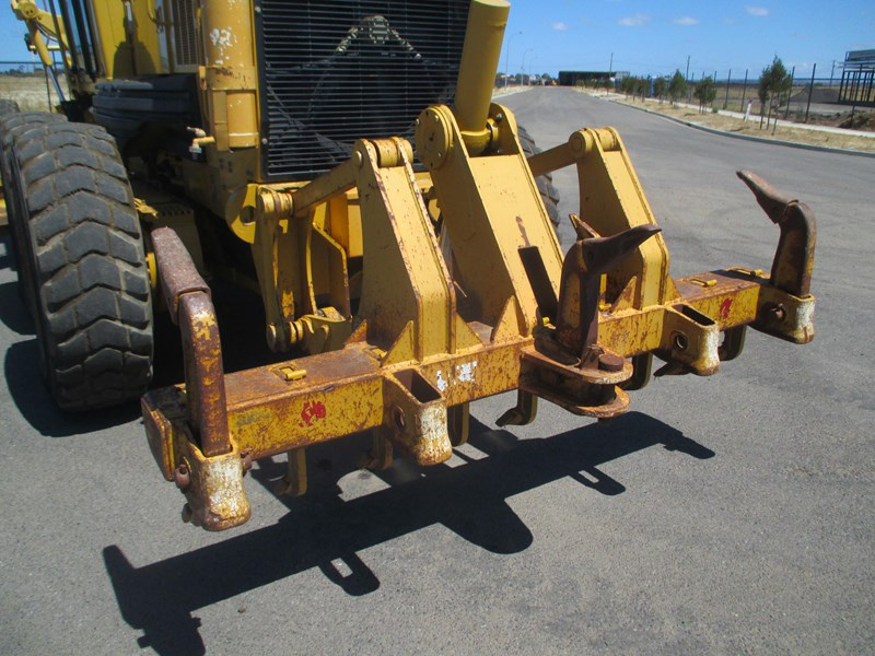 caterpillar 12h series ii (also available for hire) 459135 006