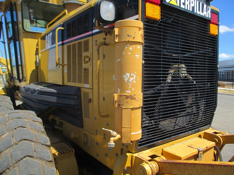 caterpillar 12h series ii (also available for hire) 459135 007