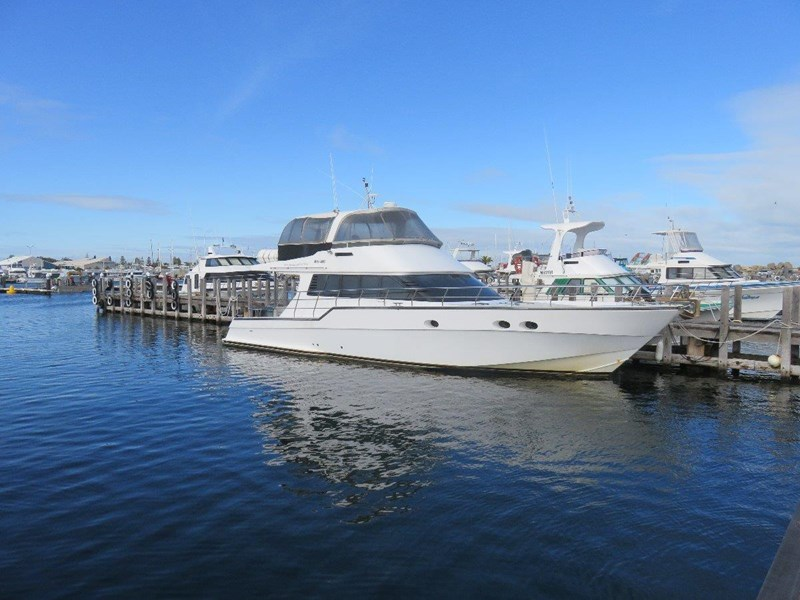 custom 16.95m mark ellis 2001 charter boat 460520 001