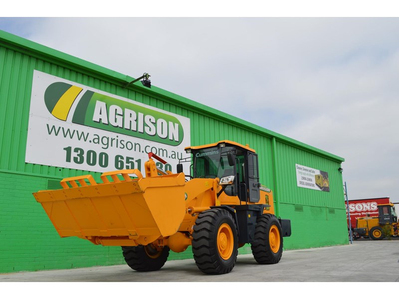 agrison tx936 3500kg lift 12tonne cummins5.9l 150hp 5yr warranty 211655 002