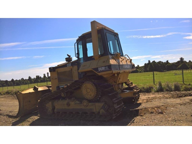 caterpillar d6m xl 463890 006