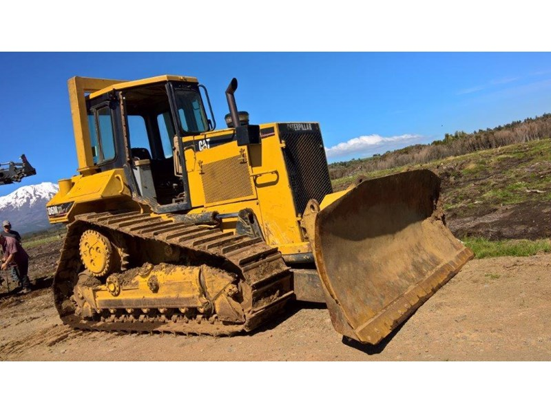 caterpillar d6m xl 463890 003