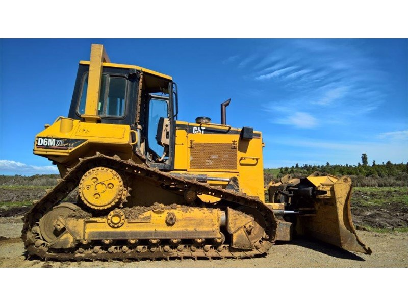 caterpillar d6m xl 463890 002