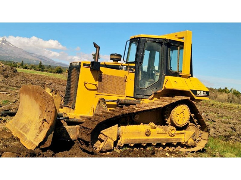 caterpillar d6m xl 463890 004