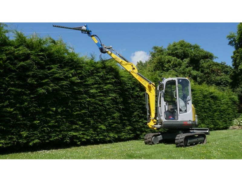 slanetrac hc-150 hedge trimmer 466426 003
