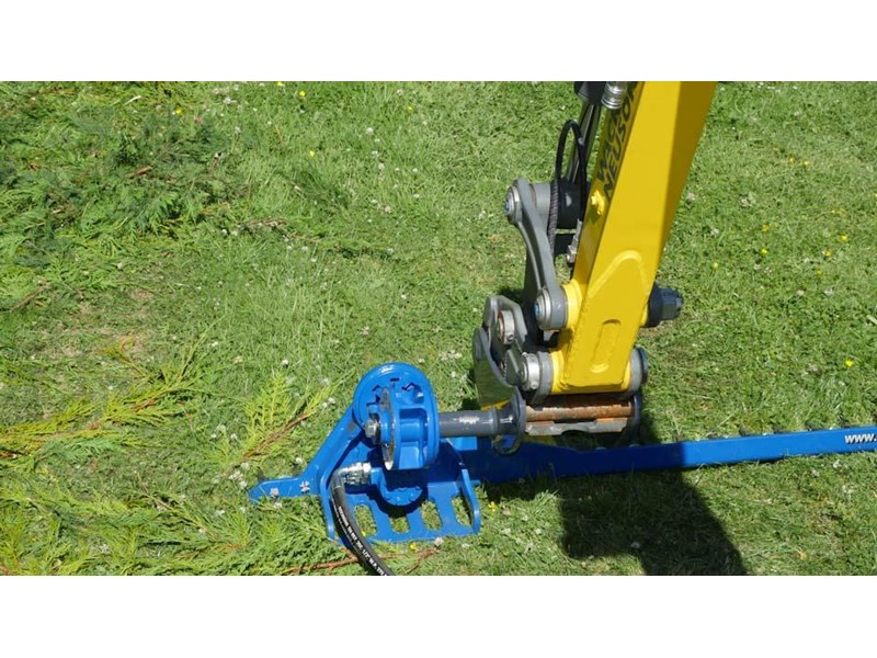 slanetrac hc-180 hedge trimmer 466543 006