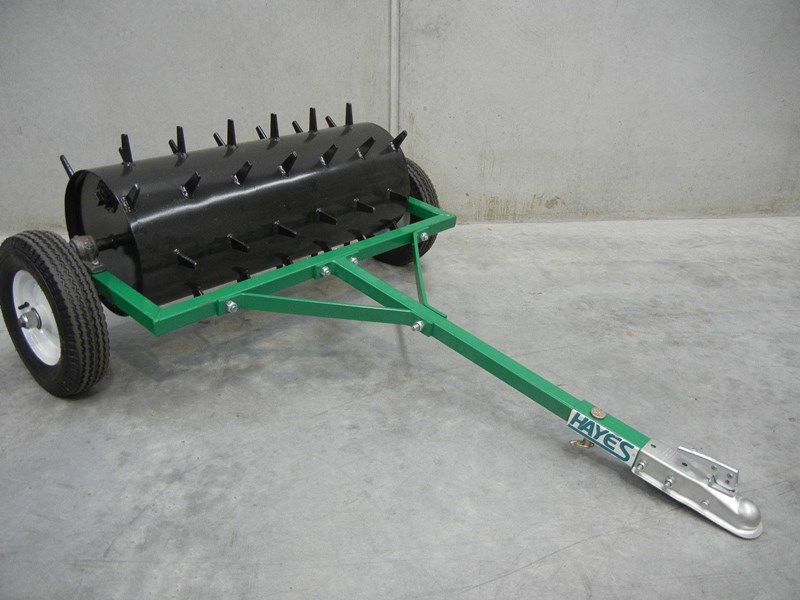 "hayes tow behind atv aerator 4ft3"" - (quad bike) 467659 001"