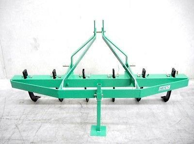 hayes six tine tractor ripper - 3 point linkage (3pl) 467804 003