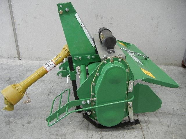 hayes pto tractor rotary hoe/tiller 4ft standard duty - 3 point linkage 467833 008