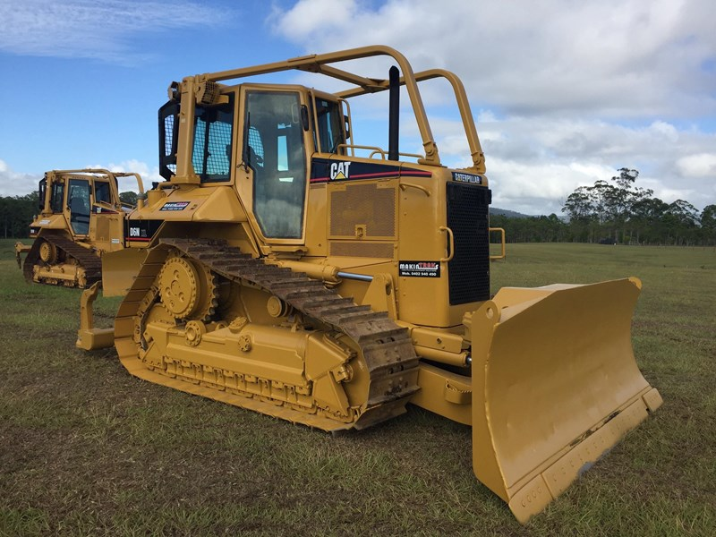 caterpillar d6n xl 468101 001