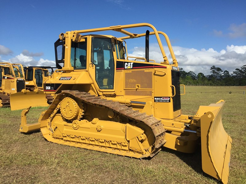 caterpillar d6n xl 468101 003