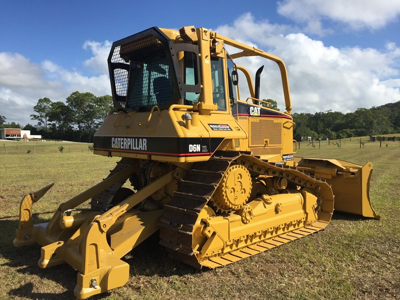 caterpillar d6n xl 468101 007