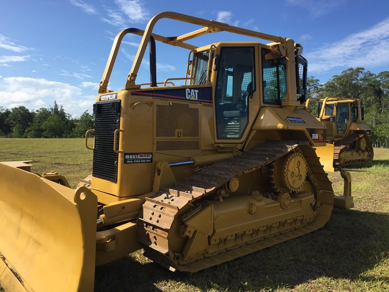 caterpillar d6n xl 468101 009