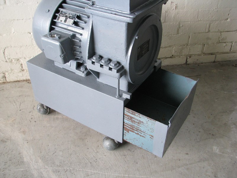 plasticut small industrial plastic granulator 3hp 471099 002