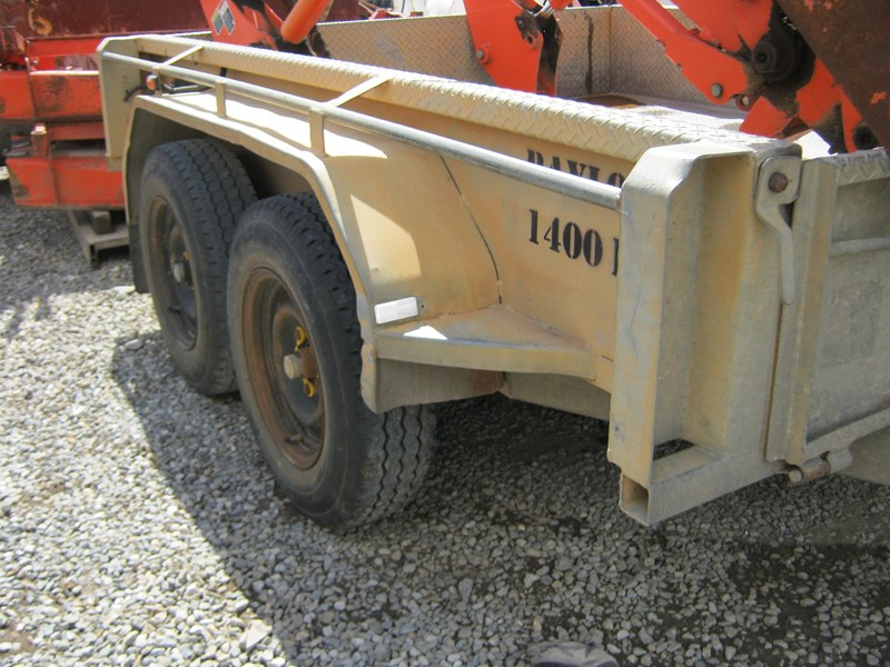 major trailers tandem trailer heavy duty 472601 004