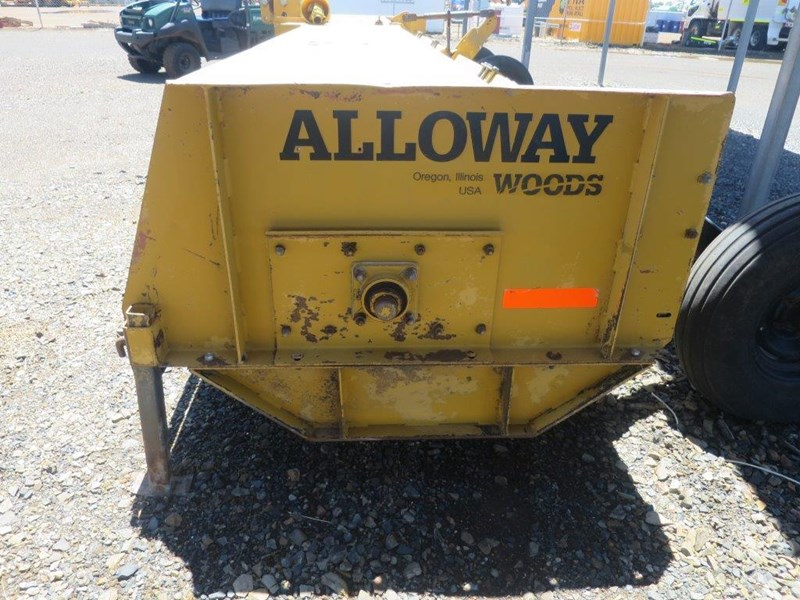 woods alloway 6.5m cotton mulcher 468955 006