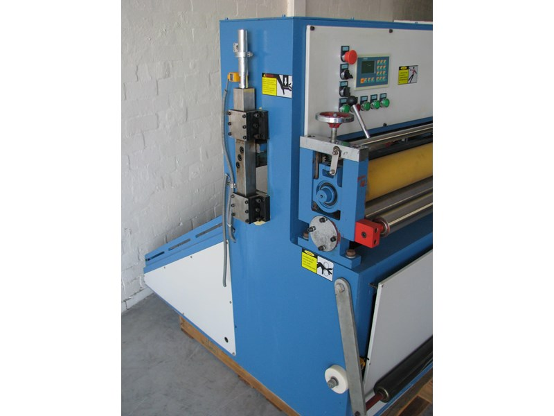 other industrial sheet roll sheeter guillotine - 1m long blade 474808 003