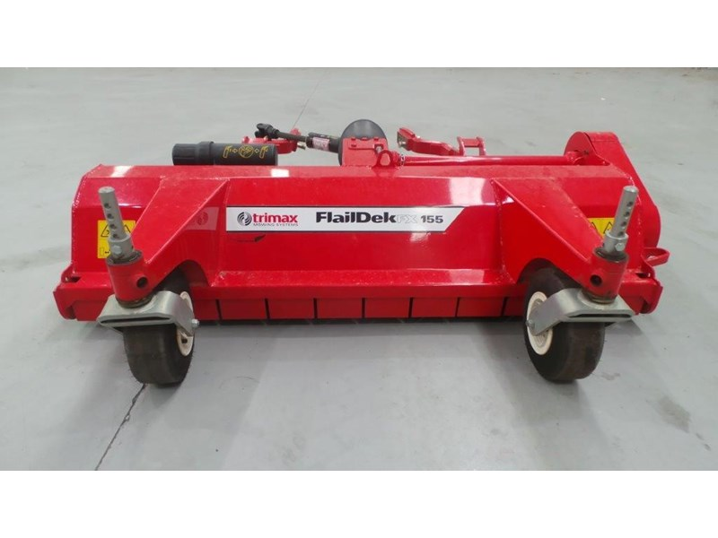 trimax flaildek fx 155 flail mower 475315 001