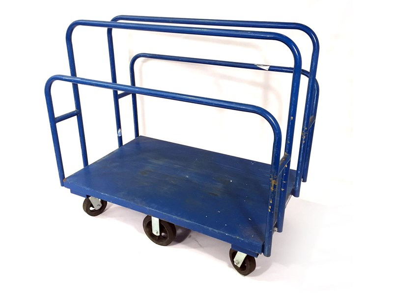 unknown timber sheet trolley 491730 001