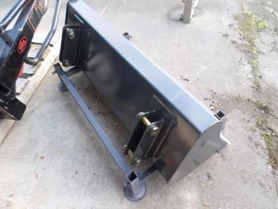 custom other 50 /60 hp tractor bucket 1.4 w 492612 004